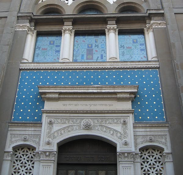 Jewish Heritage in Milan City Walk