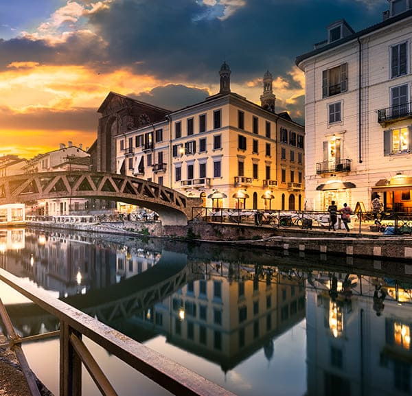 Insiders' Milan City Walk