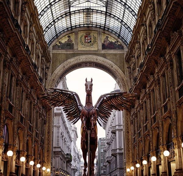 Milan Glamour City Walk